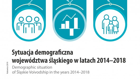 Demographic situation of Śląskie Voivodship in the years 2014–2018