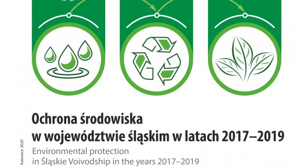 Environmental protection in Śląskie Voivodship in the years 2017-2019