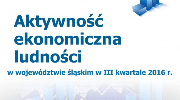 Labour Force Survey in the Slaskie Voivodship in III quarter 2016